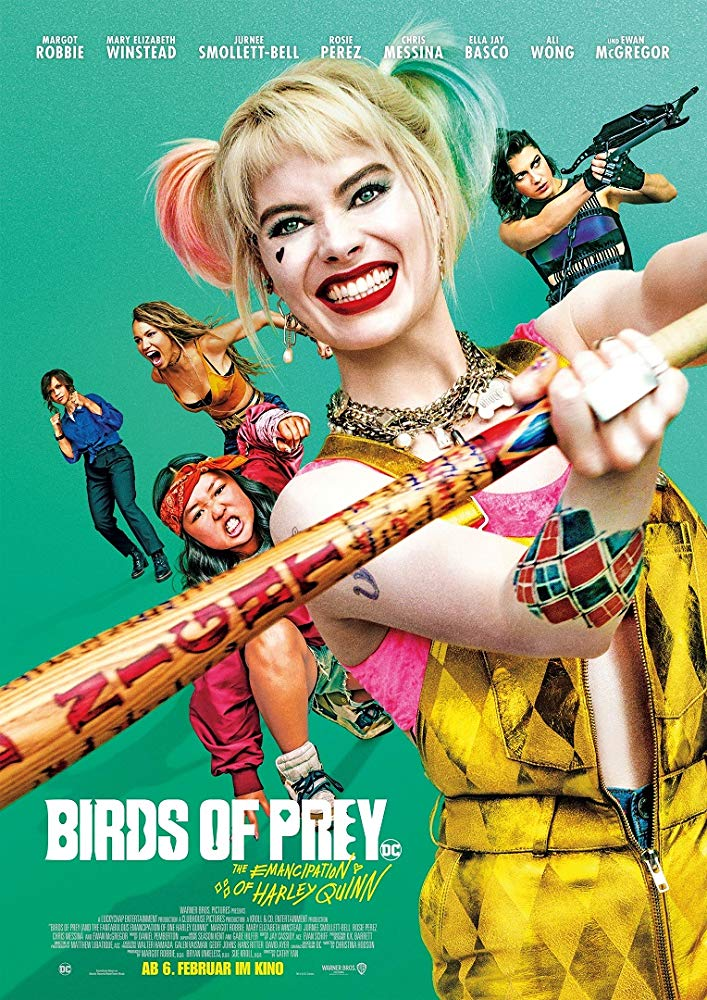 Birds of Prey 123movies