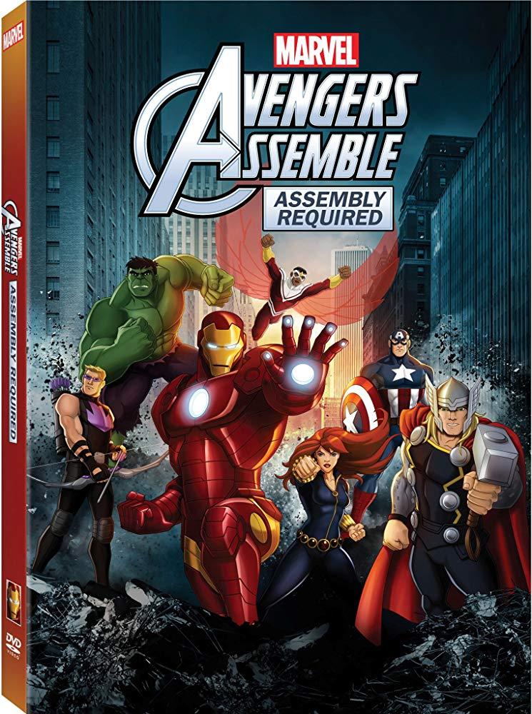 Watch Avengers Assemble - Season 2 - SEE21