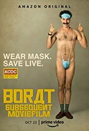 Borat Subsequent Moviefilm(2020)