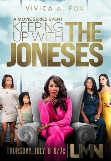 Keeping Up with the Joneses – Season 1