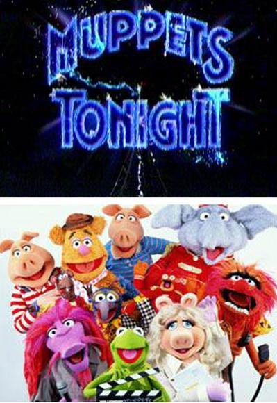 Muppets Tonight - Season 2()