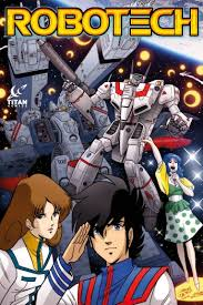 Watch ROBOTECH - SEE21