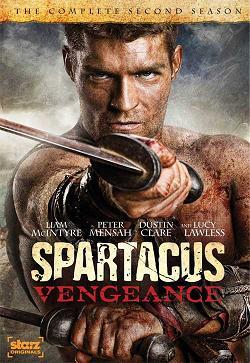 Spartacus Vengeance - Season 2