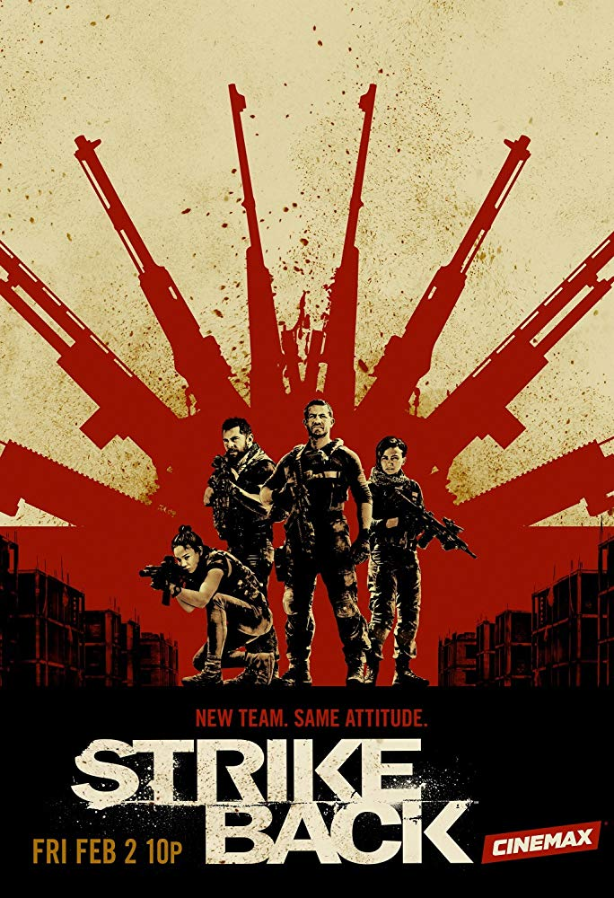 Strike Back - Season 8