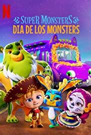 Super monsters dia de los monsters